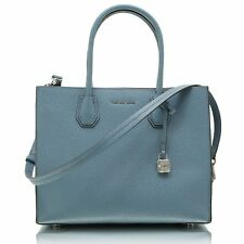 fa9e3da6c13b item 2 Michael Michael Kors Mercer Large Convertible Denim Blue Leather Tote  Bag -Michael Michael Kors Mercer Large Convertible Denim Blue Leather Tote  Bag