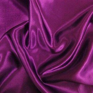 "25 Yards 60/"" Navy Blue Shiny Bridal Satin Fabric"