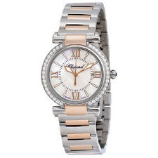 Chopard Imperiale Mother of Pearl Dial 18kt Rose Gold Ladies Watch 388541-6004