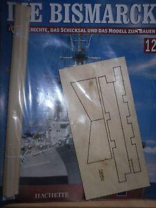 Bismarck-Ausgabe-12-Hachette-Die-Geschichte-und-Modell-Bauen