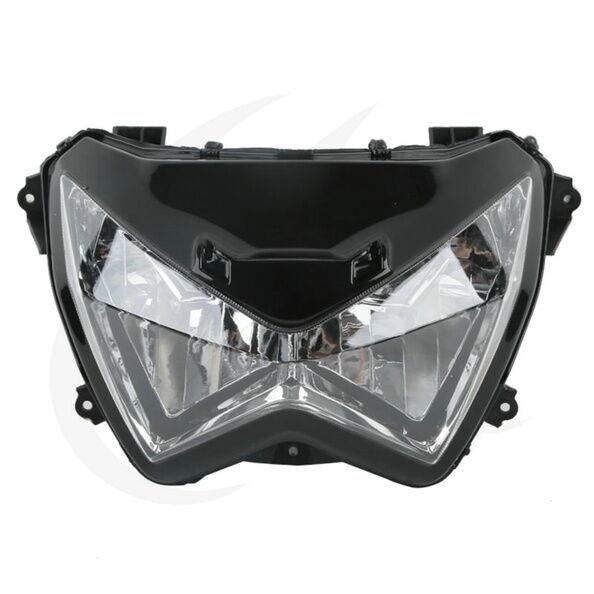Motorcycle Front Headlight Head Light Lamp Assembly Fit YAMAHA J800 2012