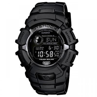 Casio G-SHOCK GW2310FB-1 Brand New Atomic Solar All Black Men's Sports Watch