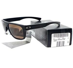 3ae622bf62 Oakley OO 9199-04 Breadbox Matte Black Frame w  Dark Bronze Lens ...