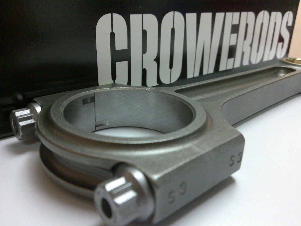 Details about Crower Connecting Rods for 1992-95 Honda Civic D15 1 5L
