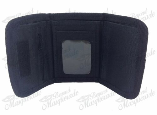 Disney Tinkerbell Teen Girls Tri-Fold Wallet Black