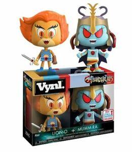 ThunderCats-Lion-O-amp-Mumm-Ra-NYCC-Funko-Vynl-New-in-Box