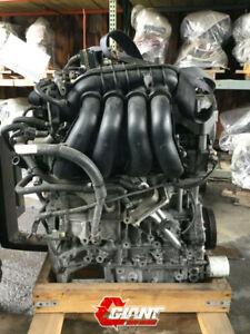 2008 NISSAN ROGUE 2.5L QR25DE ENGINE CALIFORNIA EMMISSIONS ...