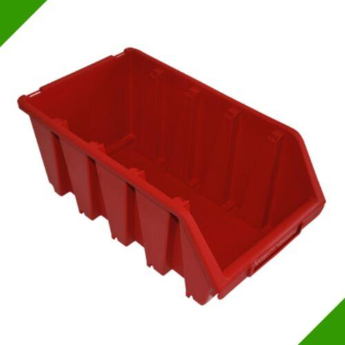 sila4R Sichtlagerkasten Sichtlagerbox Stapelbox Stapelbox Lagerbox Lagerkasten f