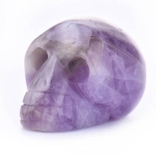 Rhodonite Stone Carved Angel Owl Reiki Spiritual Psychic Gemstone Guardian Gift