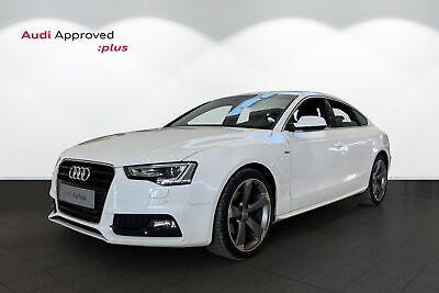 Annonce: Audi A5 1,8 TFSi 144 Limited Sp... - Pris 289.900 kr.
