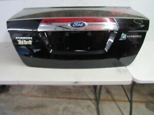 Image Is Loading 2010 2017 Ford Fusion Trunk Lid Original