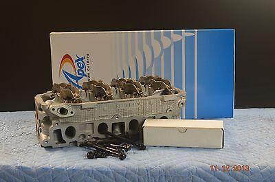 91-96 Ford 1. 9L L4 116ci CFI F0EE Cylinder Head w/Gasket & Bolt Set Kit