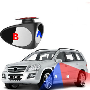 2-in-1-Car-Blind-Spot-Mirror-Wide-Angle-360-Rotation-Adjustable-Convex-ZN-V-ly