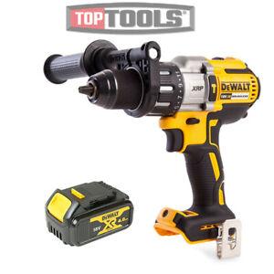 DeWalt-DCD996N-18v-XR-Brushless-Hammer-Combi-Drill-With-1-x-DCB182-4Ah-Battery
