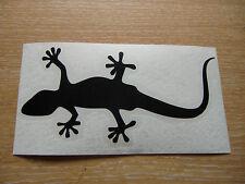 Gecko / Chameleon Adesivo-Taglio Vinile Decalcomania - 150 x 70 mm-Surf / Skate