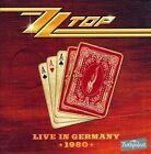 Live in Germany 1980 by ZZ Top (CD, Apr-2012, Eagle Rock)