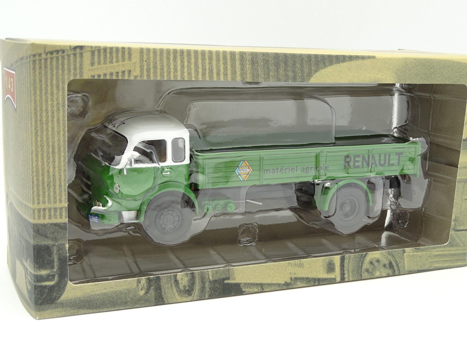 Ixo Camion antico 1 43 - Saviem JL21 Materiale Agricola Agricola Agricola Renault 7d0714
