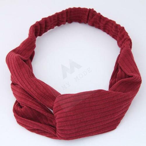 Red Cloth Headband Hot Fashion Style Design Cute Hair My Mode