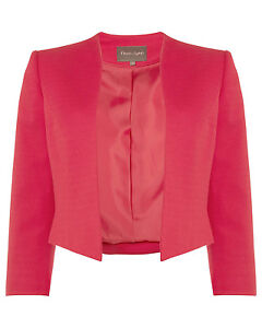 Phase-Eight-Tabitha-Jacket-Fuchsia-Pink-Size-UK-6-LF076-ii-01