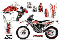 Amr Racing Bmw 450x Graphic Number Plate Kit Mx Bike Decal Part 10-11 Mdhttr R