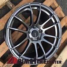 Avid1 AV20 18x8 +35 18x8.5 +33 5x114.3 Hyper Black RX7 RX8 IS300 Supra G35 Sedan