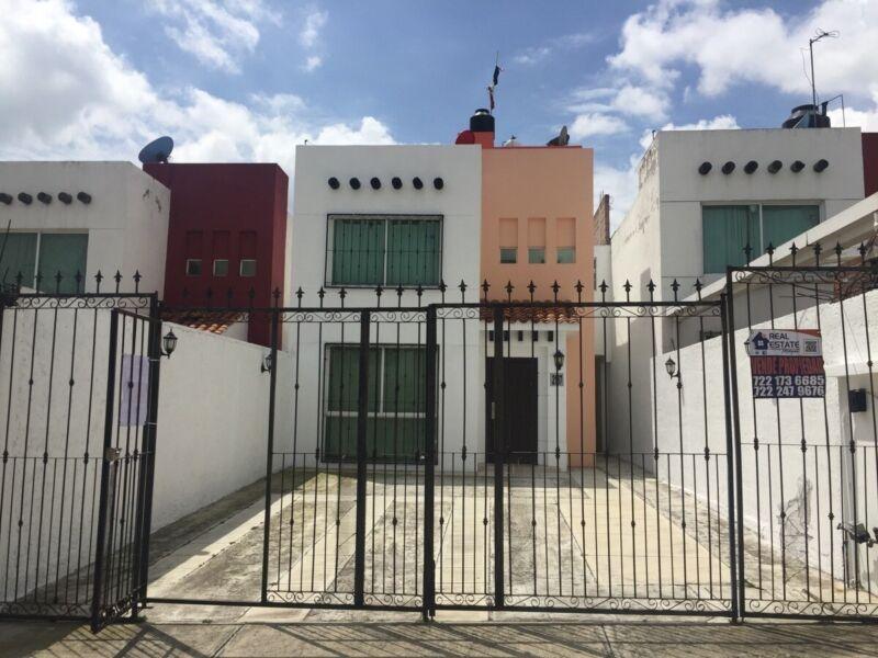 Casa fraccionamiento Bonanza Metepec