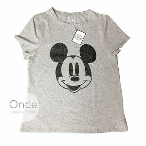 5fe28d04d Image is loading PRIMARK-ADULT-Ladies-DISNEY-MICKEY-MOUSE-Glitter-Face-