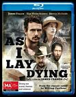 As I Lay Dying (Blu-ray, 2013)