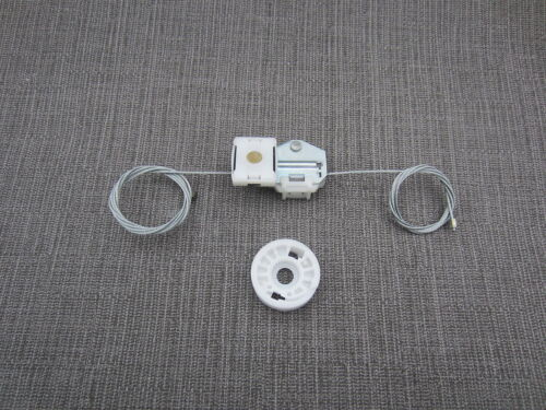 OPEL ASTRA G Hatchback WINDOW LIFT Repair SET 4//5 DOOR REAR RIGHT OSR UK SELLER