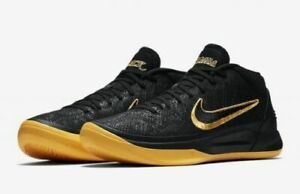 low priced c9de1 95a92 Image is loading Nike-Kobe-AD-Black-Mamba-Mens-Size-13-