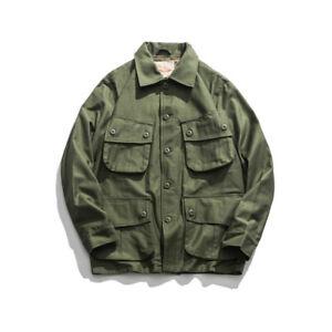 Reproduction-WW2-US-Airborne-M42-Jumpsuit-Jacket-Paratrooper-Military-Uniform