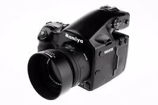 Mamiya 645 AFD II Medium Format Camera w/ 80mm F2.8 AF Lens & 120/220 Back