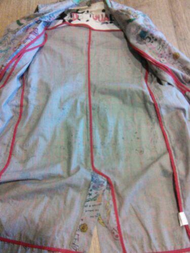 36 Et 40 Original I Desigual Manteau Tbe Beau F Trench Marque Taille q8nT5dx