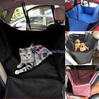Oxford Dog Pet Seat Hammock Cover Safrty Waterproof Car Back Protector Blanket