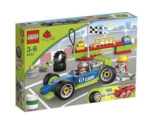günstig kaufen 6143 LEGO Duplo Rennfahrzeug