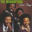 Love Songs 0886972254722 by Manhattans CD