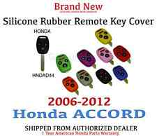 2006- 2012 Honda ACCORD Smart Silicone Rubber Key Remote Cover-3 Button Key (44)