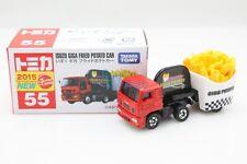 Takara Tomy Tomica #55 ISUZU GIGA FRIED POTATO CAR Mini Diecast Toy Japan LIMIT