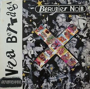 BERURIER-NOIR-VIVA-BERTAGA-AZM-RECORDS-VINYLE-NEUF-NEW-VINYL-2-LP-REPRESS