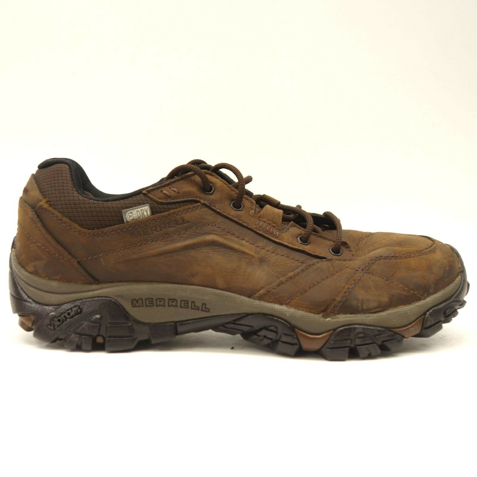 Merrell Uomo Moab Adventure Lace Waterproof Athletic Athletic Athletic Hiking Trail scarpe Dimensione 11 1468dc