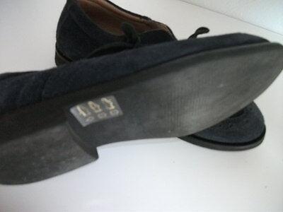 Orig. M-Classic Made in Italien eleganter bequemer Echt-Velourslederschuh Gr.31