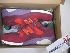 Packer X New Balance 580 Pine Barrens Limited Rare DS New Size 12 MT580PAC