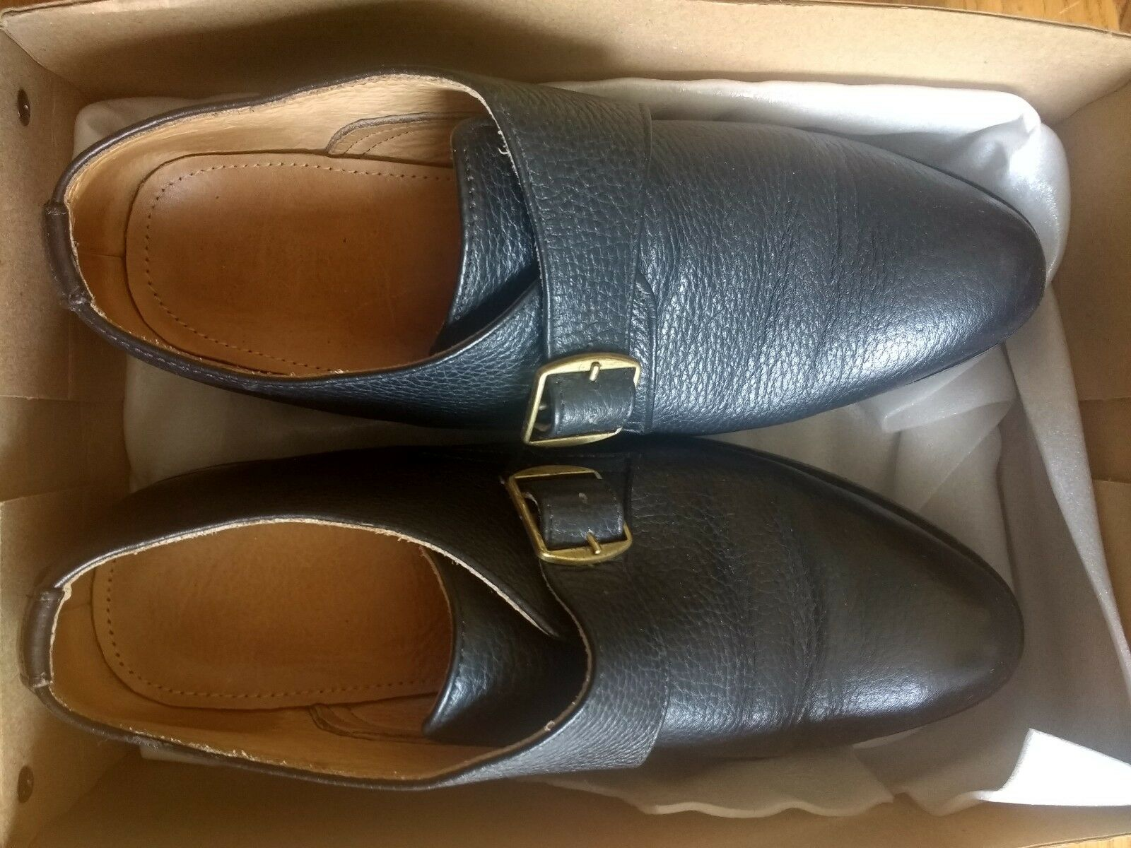 Womens Womens Womens leather shoes size 10 c52901