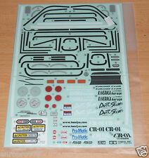 Tamiya 58405 Toyota Land Cruiser 40/CR01/CC01, 9495539/19495539 Decals/Stickers