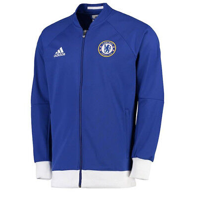 Details about Adidas Mens Track Jacket Sports Jacket Football Jacket Climacool BlueWhite show original title