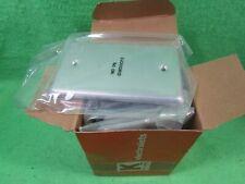 Box Of 5 Killark 1 Fb 1fb Aluminum Blank Cover