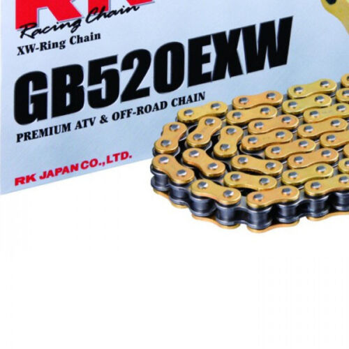 RK-Clipschloss für 520er EXW-Kette gold RK520EXWG-CLIP
