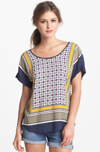 Lucky Brand Womans Top Style W41408