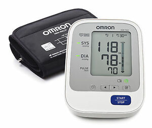 Omron M6 AC Digital Blood Pressure Monitor with Easy Cuff