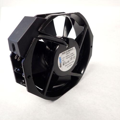 EBM PAPST W2E142-BB05-01 BLOWER FAN ALUM 150 X 172 X 38mm 115 VAC 27 W 230CFM